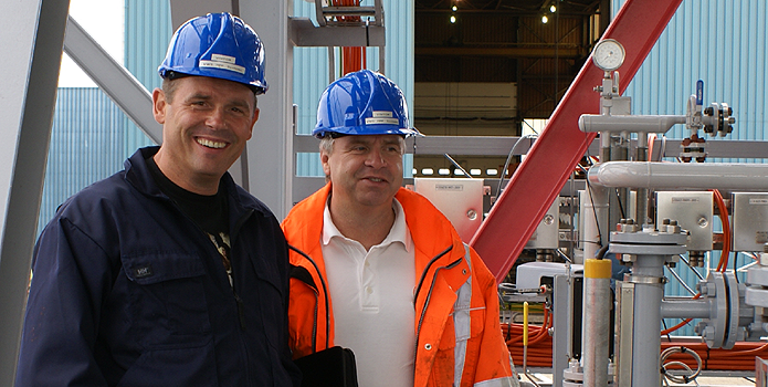 H&H Measurement is specialist in level measurement solutions in high-pressure environments.