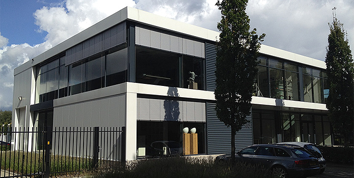 M3 Technical Support office in Tilburg, the Netherlands